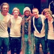 One Direction : une folle soirée avec... Johnny Depp