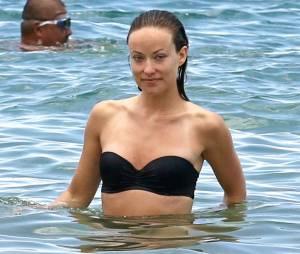 Olivia Wilde en vacances à Hawaii en mai 2013