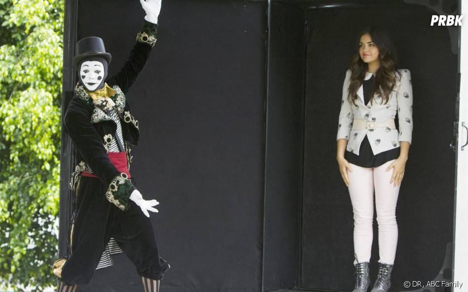 Pretty Little Liars saison 4, épisode 12 : Lucy Hale pour un tour de magie