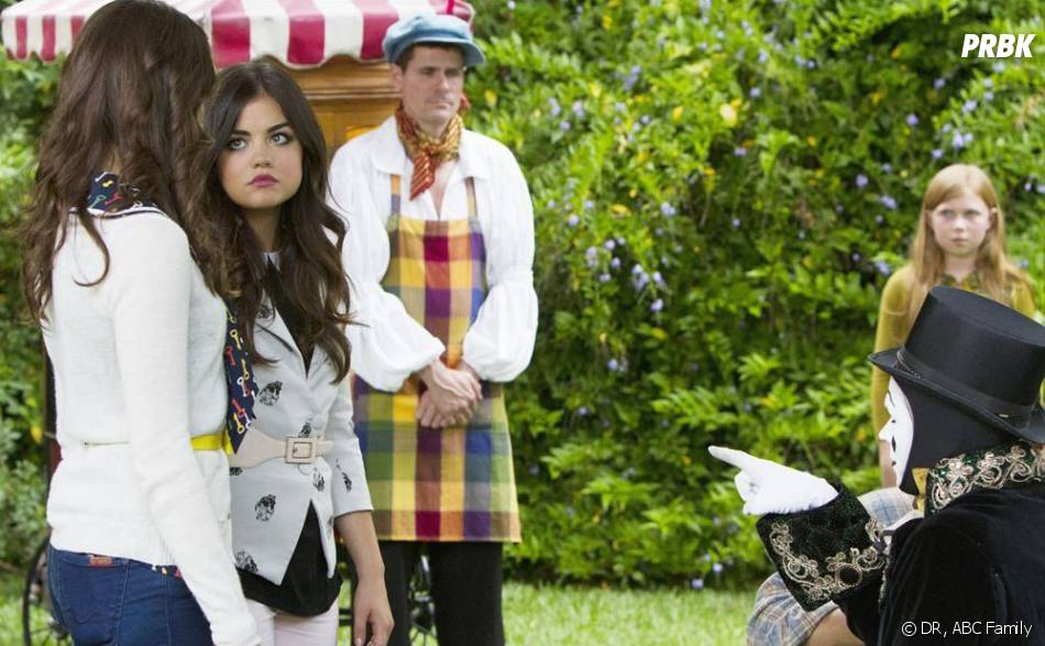 Pretty Little Liars saison 4, épisode 12 : Aria exaspérée
