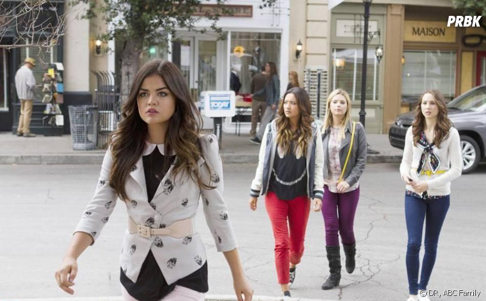 Pretty Little Liars saison 4, épisode 12 : les petites menteuses à Ravenswood