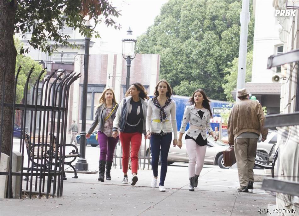 Pretty Little Liars saison 4, épisode 12 : un final de mi-saison à Ravenswood