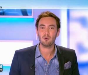 """L'amour est dans le pré 2013 : Adrien Rohard tacle Karine Le Marchand de """"bouse"""" dans #Morandini."""