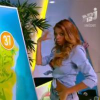 Vanessa Lawrens (Les Anges 5) : Miss Météo potiche pour Le Mag de NRJ 12
