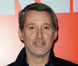 Antoine de Caunes est l'animateur du Grand Journal de Canal+ depuis le 26 août.