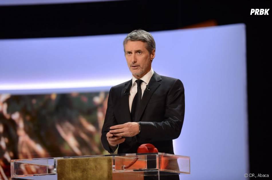 Antoine de Caunes succède à Michel Denisot à la tête du Grand Journal de Canal+