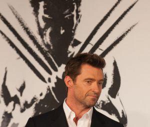 Hugh Jackman : en promo au Japon pour The Wolverine