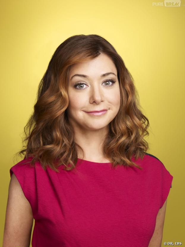 How I Met Your Mother saison 9 : Alyson Hannigan veut un spin-off