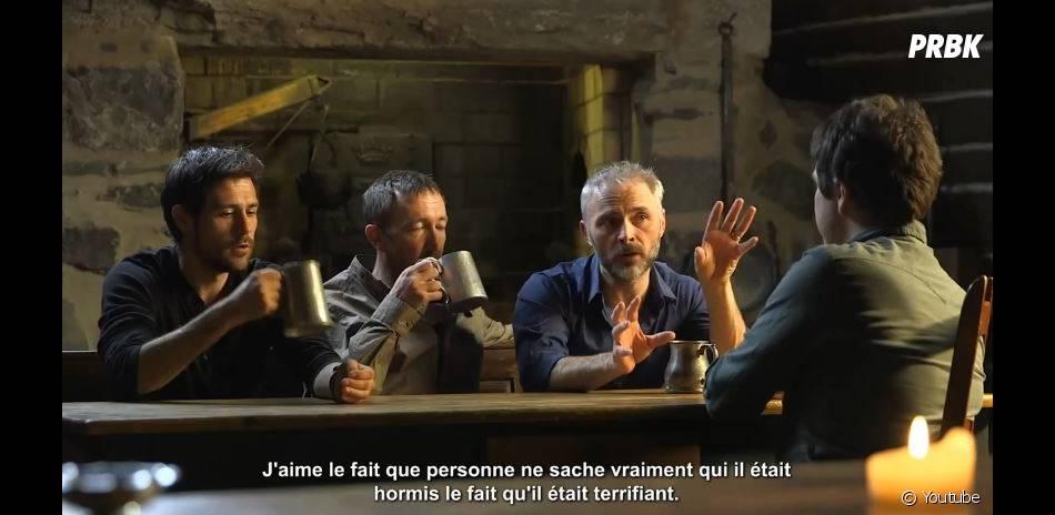 Assassin's Creed 4 : les acteurs du jeu