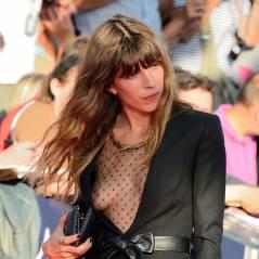 Lou Doillon topless sur le tapis rouge de Deauville : le syndrome Sophie Marceau