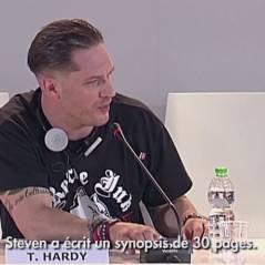 Tom Hardy : humour et confidence pour la promo de Locke à Venise