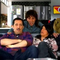 """Gad Elmaleh, Florence Foresti et Elie Semoun : réunion comique dans """"La télé commande"""""""