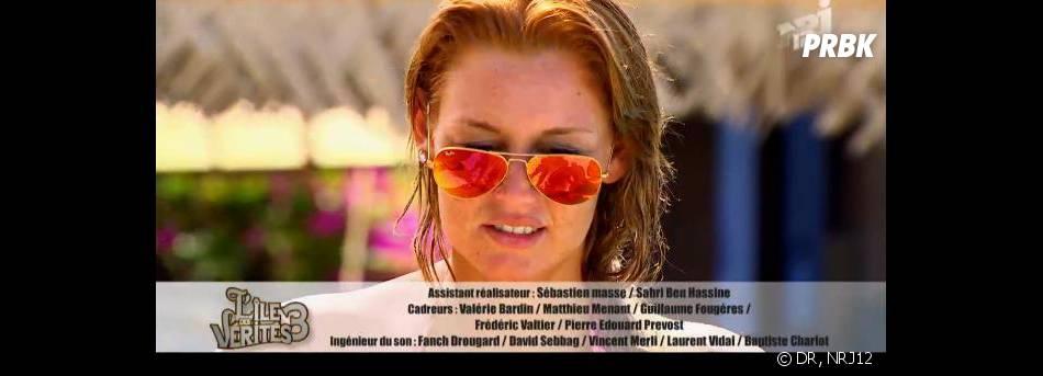 L'île des vérités 3 : Aurélie jalouse de Laura à Tahiti ?