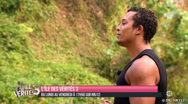 L'île des vérités 3 : Gabriel taclé par Beverly sur son hygiène.