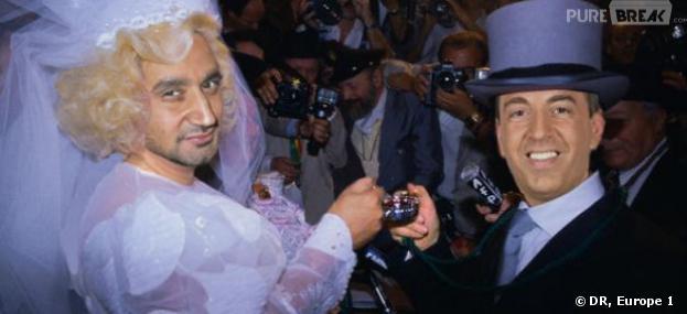 Cyril Hanouna et Jean-Marc Morandini mariés par Europe 1