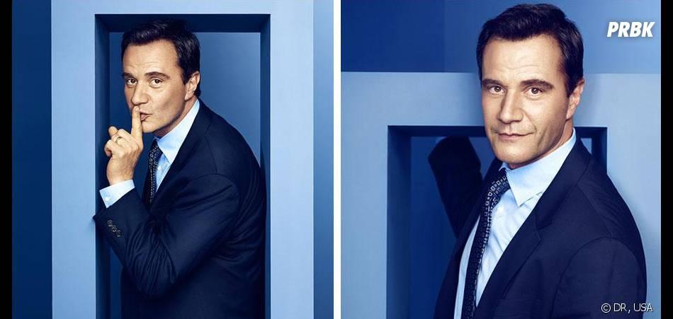 FBI : duo très spécial saison 5 : Tim DeKay sur une photo promo
