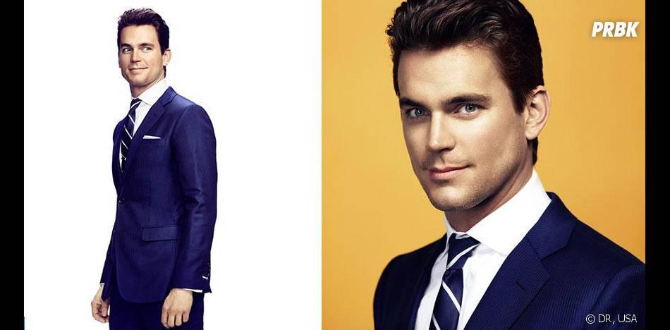 FBI : duo très spécial saison 5 : Matt Bomer sur une photo promo