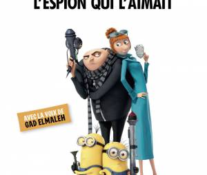 Moi, Moche et Méchant 2 est le film le plus vu de 2013 en France
