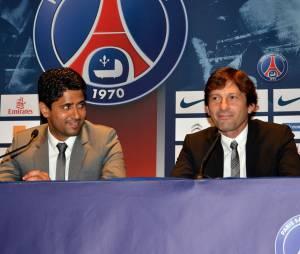 Leonardo : Nasser Al-Khelaifi présent à son mariage