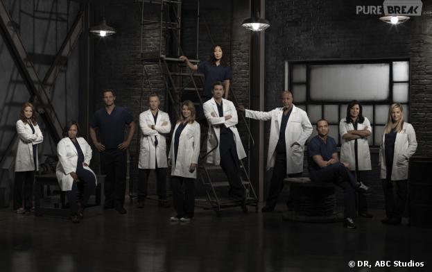 Grey's Anatomy saison 10 : un papa débarque dans la série