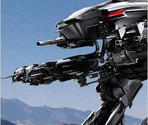 Robocop : nouveau design pour le remake