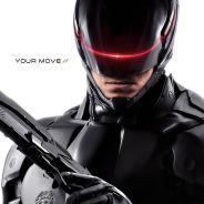 RoboCop : première affiche badass pour le remake