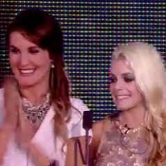 Alexia (Secret Story 7) : Marie, gagnante 2011, en mode poissonnière pour la soutenir