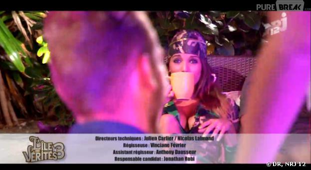L'île des vérités 3 : Manon jalouse de Malika