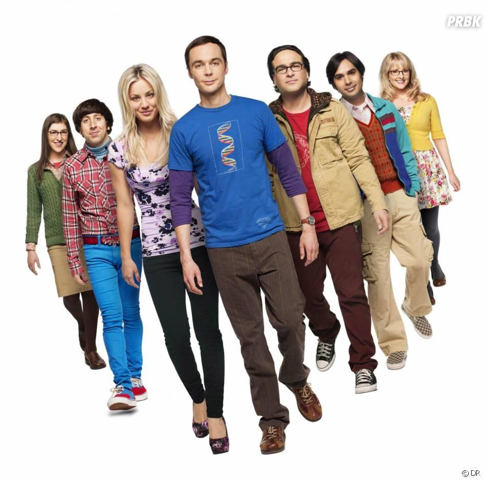 Emmy Awards 2013 : The Big Bang Theory gagnant des internautes