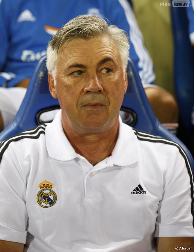 Carlo Ancelotti a payé pour rejoindre le Real Madrid