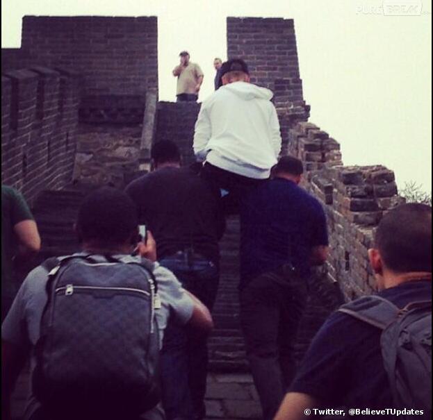 Justin Bieber fait sa diva en Chine