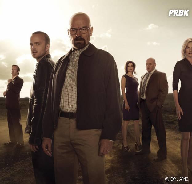 Breaking Bad saison 5 : des fins alternatives imaginées