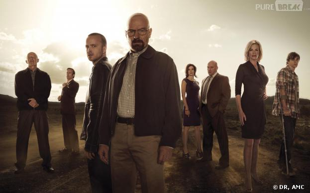 Breaking Bad saison 5 : des fins alternatives imaginées