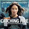 Hunger Games 2 : Jennifer Lawrence en Une de Entertainment Weekly