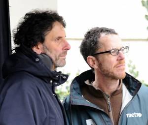 Joel et Ethan Coen sont les producteurs de la série Fargo