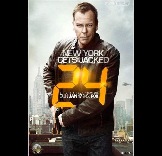 24 heures chrono saison 9 : Jack Bauer ira à Londres