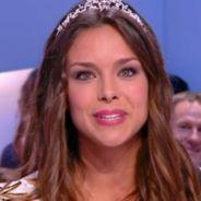 Marine Lorphelin : décolletée en Miss Météo pour Le Grand Journal