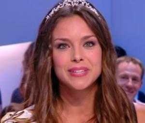 Marine Lorphelin devient Miss Météo pour Le Grand Journal de Canal +