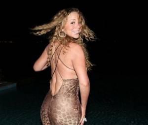 Mariah Carey en mode sexy sur Twitter