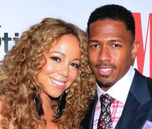Mariah Carey et Nick Cannon à Los Angeles, le 7 septembre 2012