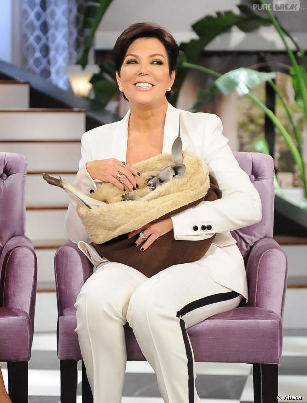 Kim Kardashian : sa maman Kris Jenner divorce après 22 ans de mariage !