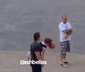 Niall Horan : méga fail pour le One Direction qui se prend une balle de basket en pleine face