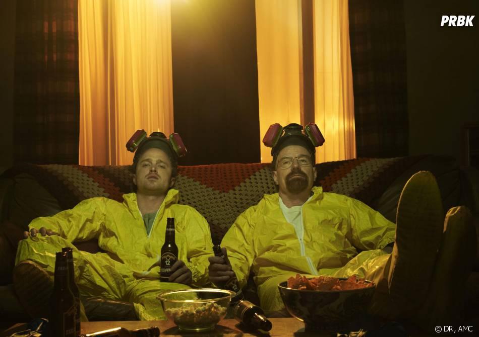 Breaking Bad saison 5 : les objets de la série vendus aux enchères