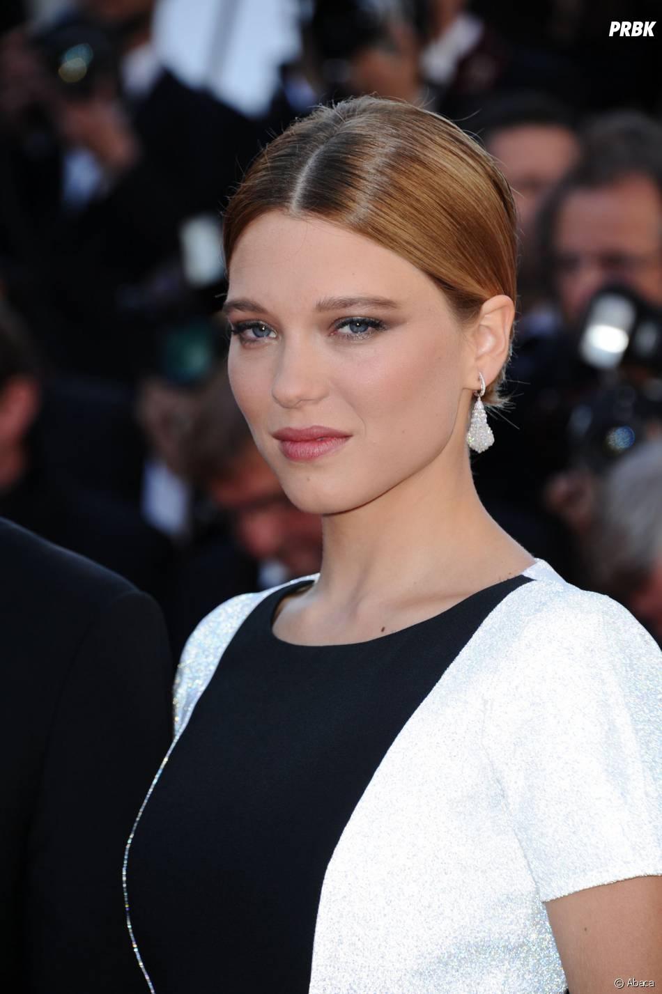 La Vie d'Adèle : Léa Seydoux au festival de Cannes 2013