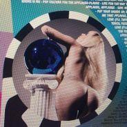 Lady Gaga : les fesses complètement nues pour ARTPOP