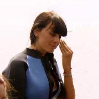 L'île des vérités 3 : Astrid paniquée en plongée, Julien goujat