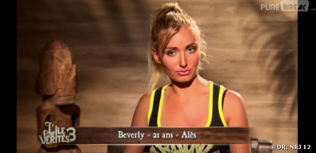 L'île des vérités 3 : Beverly fait encore sa diva