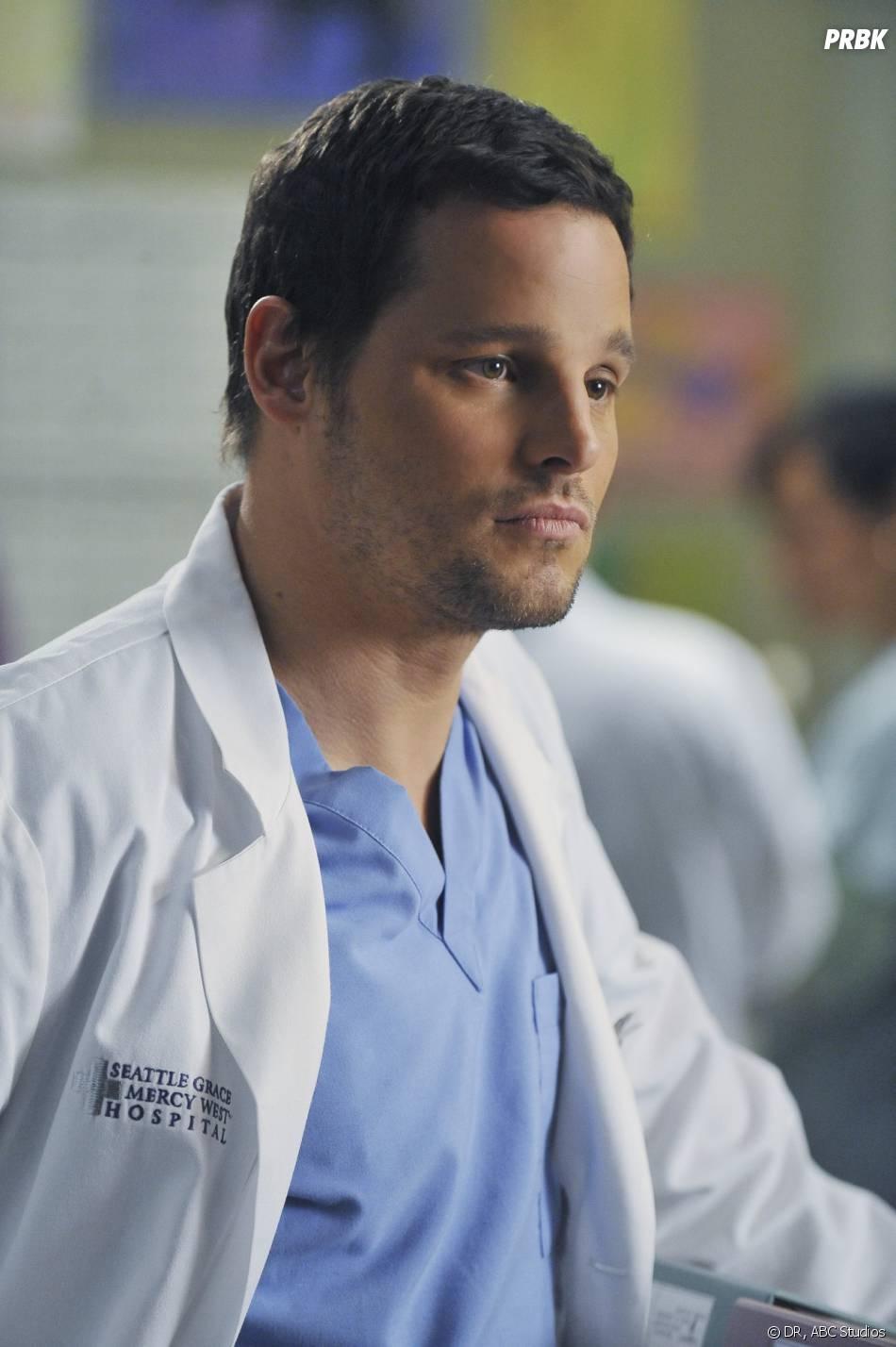 Grey's Anatomy saison 10 : le père d'Alex admis à l'hôpital