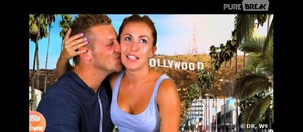 Les Ch'tis à Hollywood : Jordan et Gaëlle sont enfin en couple.