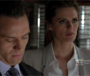 Castle saison 6, épisode 5 : extrait avec Castle et Beckett